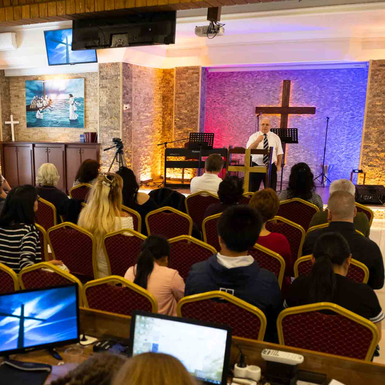 TURKEY | MAR. 30, 2020   — Front-Line Worker Encouraged by Church Growth