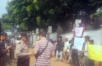 INDONESIA   APR. 20, 2020   – Church in Central Java Forced to Close