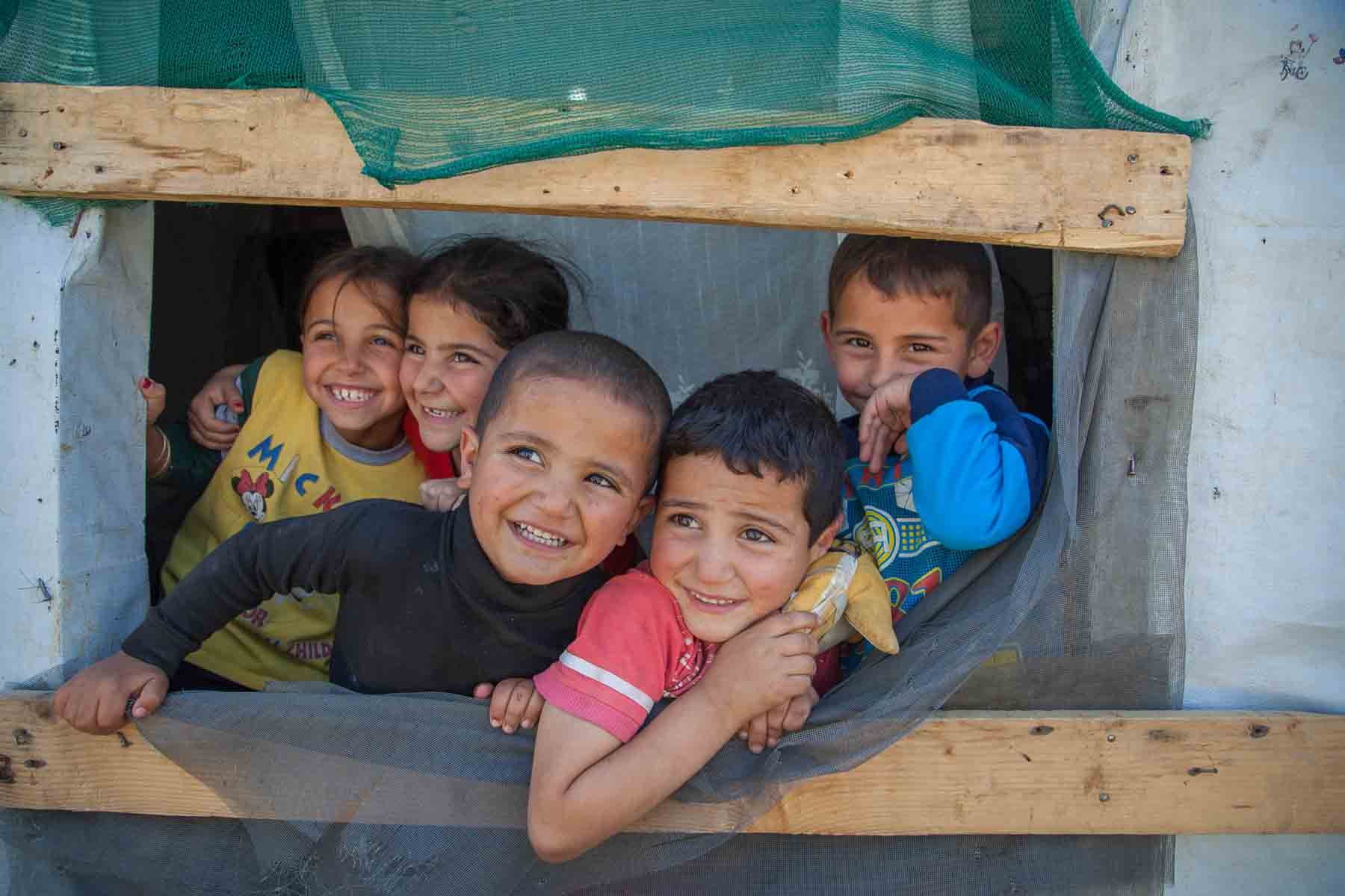 SYRIA   APR. 06, 2020   — Children Targeted by Extremist Ideology