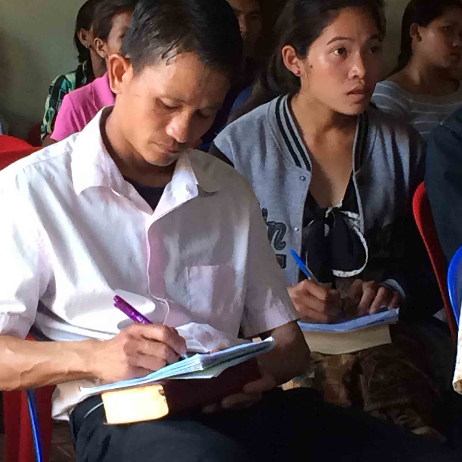 LAOS | MAY. 27, 2020  — Young Couple Become Non-Citizens