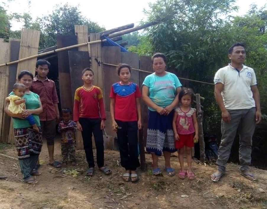 LAOS | JUN. 29, 2020 — Christian Families Expelled from Village