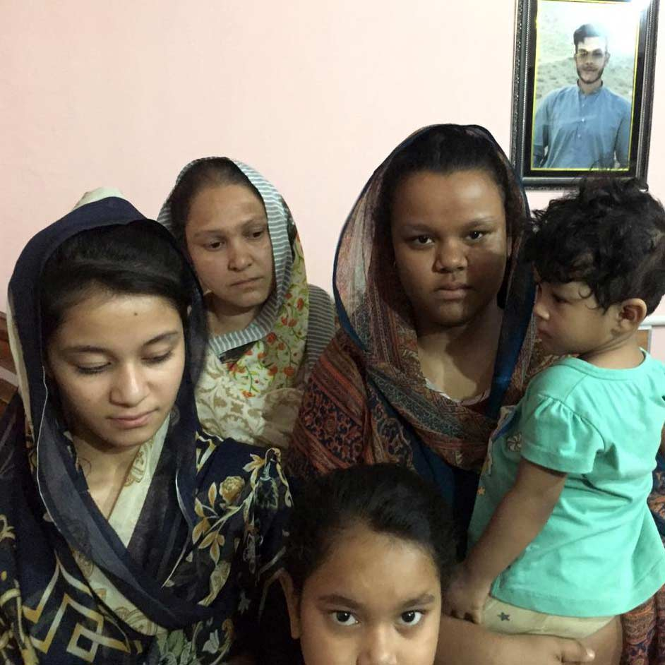 PAKISTAN | SEP. 03, 2020  — Family of Martyred Christian Grateful for Ongoing Support