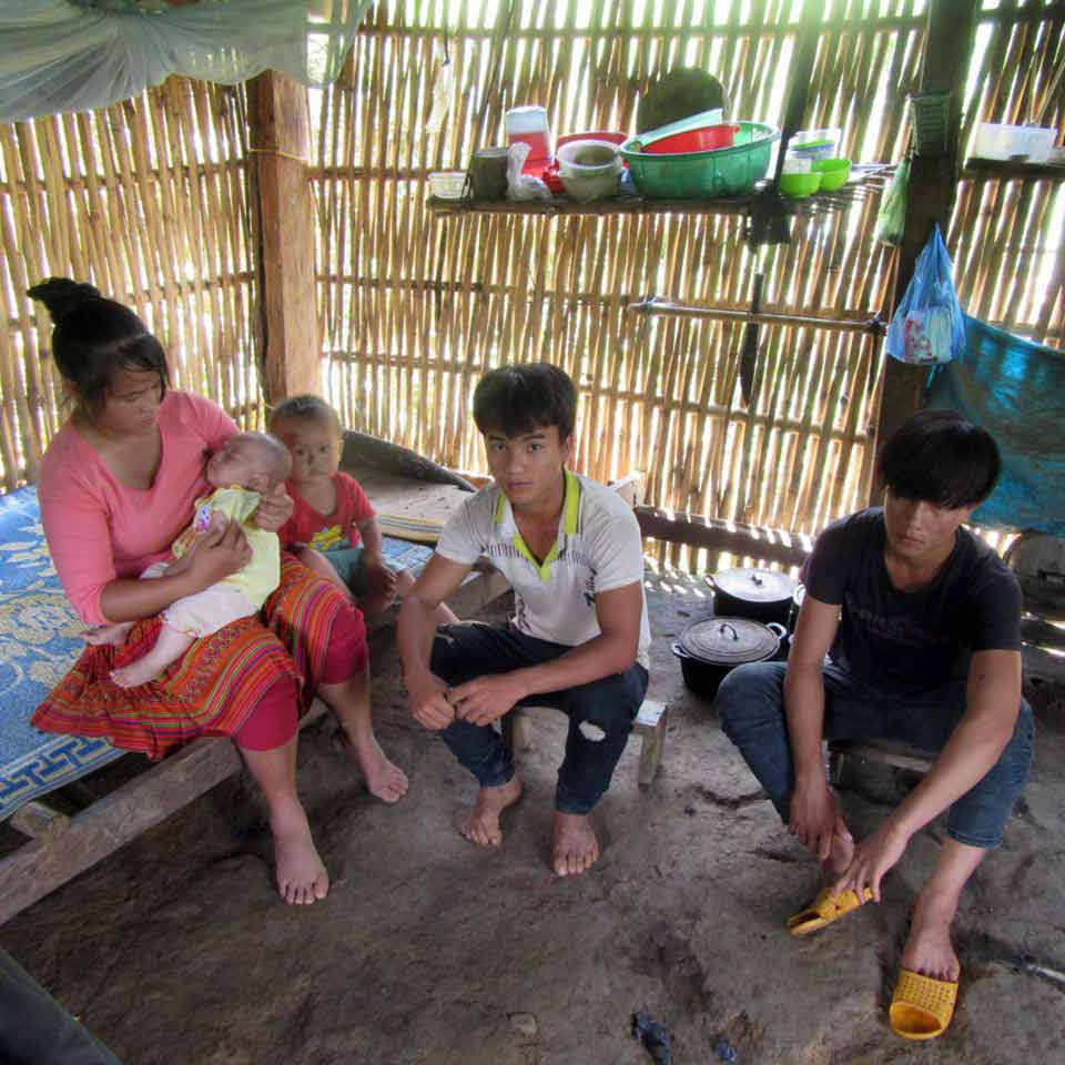 VIETNAM | SEP. 30, 2020 — Displaced Families Temporarily Hosted by Local Christians
