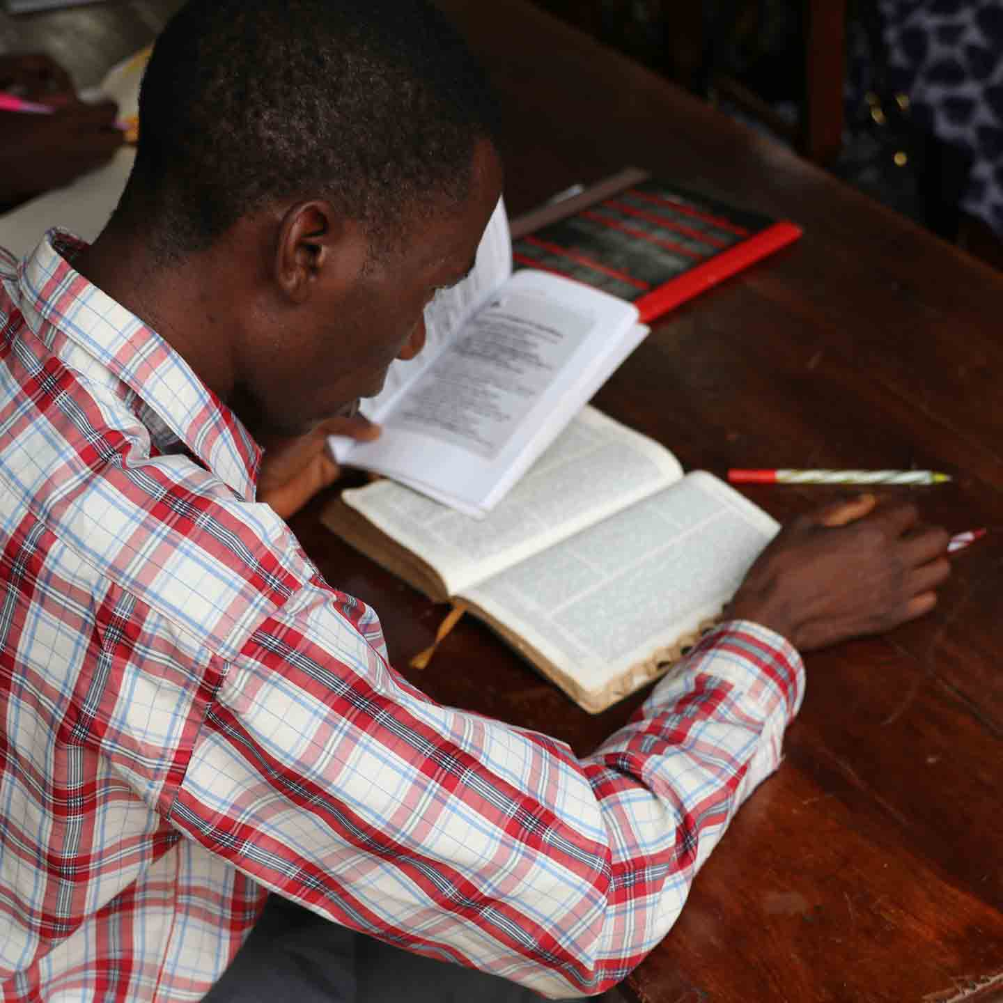 TANZANIA | SEP. 11, 2020 — Wife Discovers Young Convert's Books