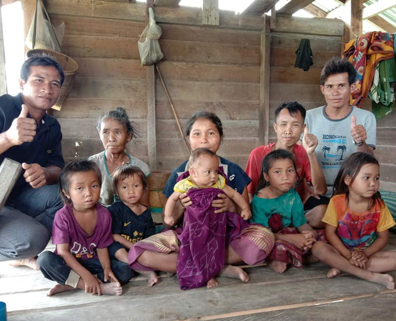 LAOS  | OCT. 28, 2020 — Bomb, Fire Used Against Christians in Bru Village