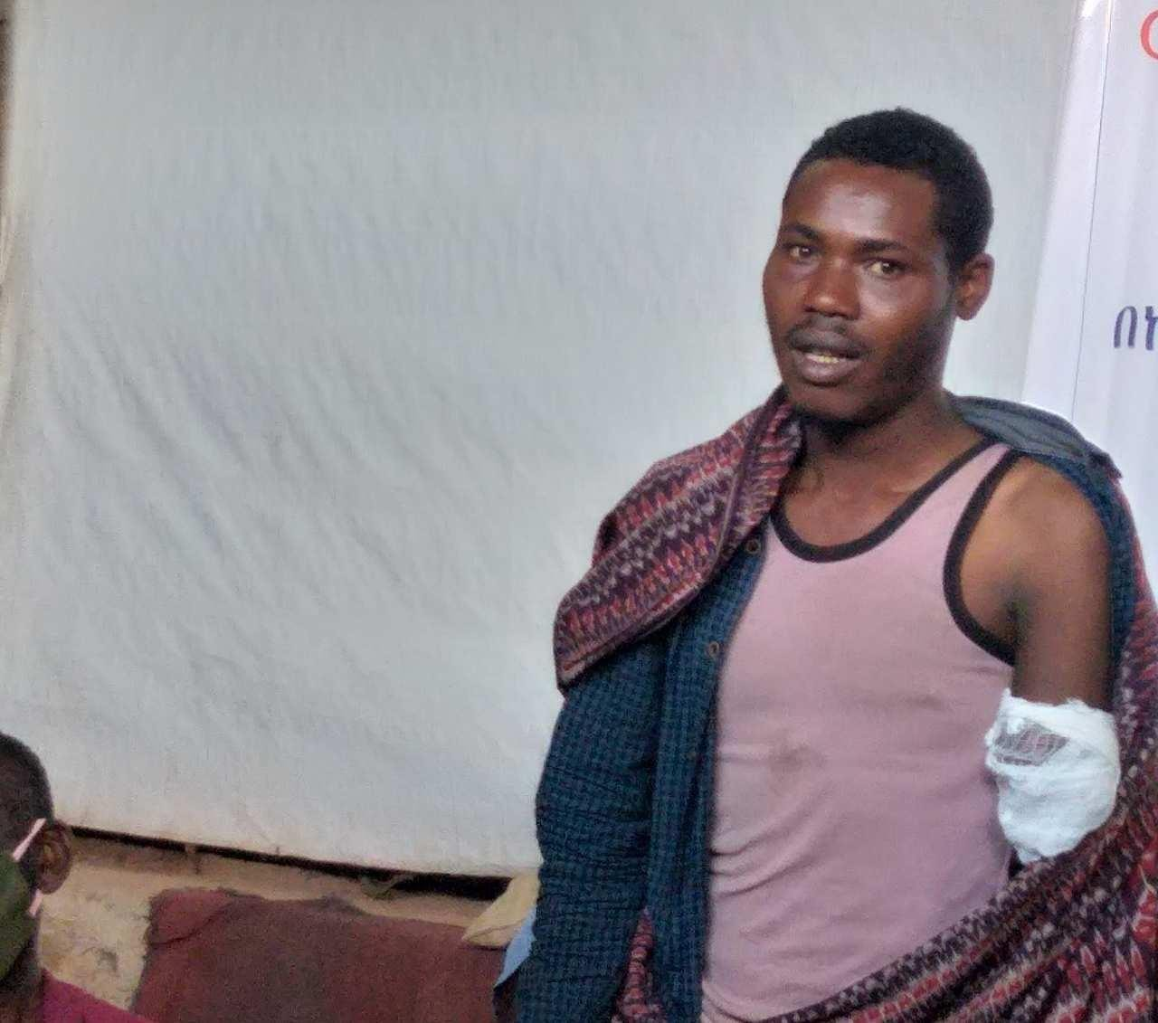 ETHIOPIA | NOV. 16, 2020 — Christian Loses Hand in Beating