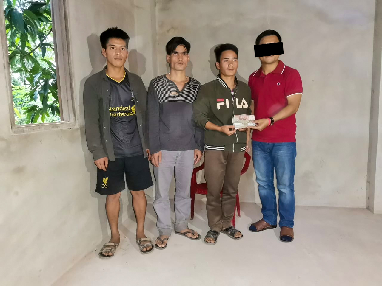 LAOS | JAN. 08, 2020 — Six Believers Evicted from Village at Gunpoint