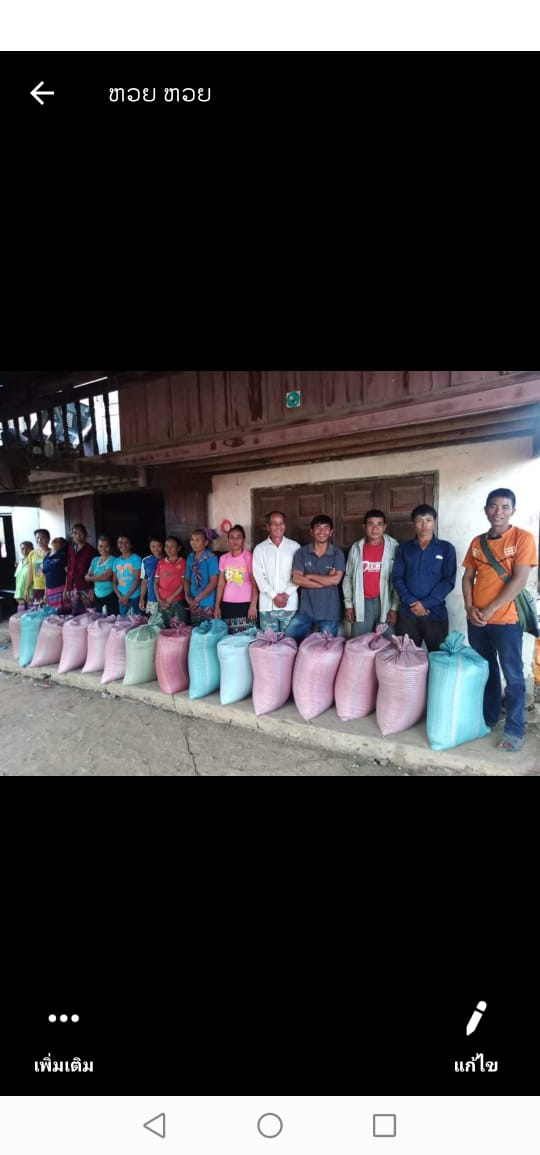 LAOS | DEC. 21, 2020 — Pray for Families Denied Rice Following Drought