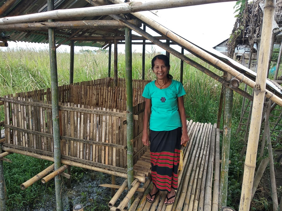 MYANMAR | DEC. 18, 2020 — Woman Kicked Out of Her Village for Following Christ