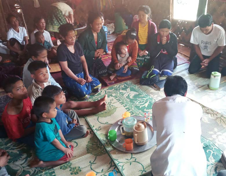 LAOS | FEB. 03, 2021 — Worship Continues in Spite of Persecution and Tight Conditions