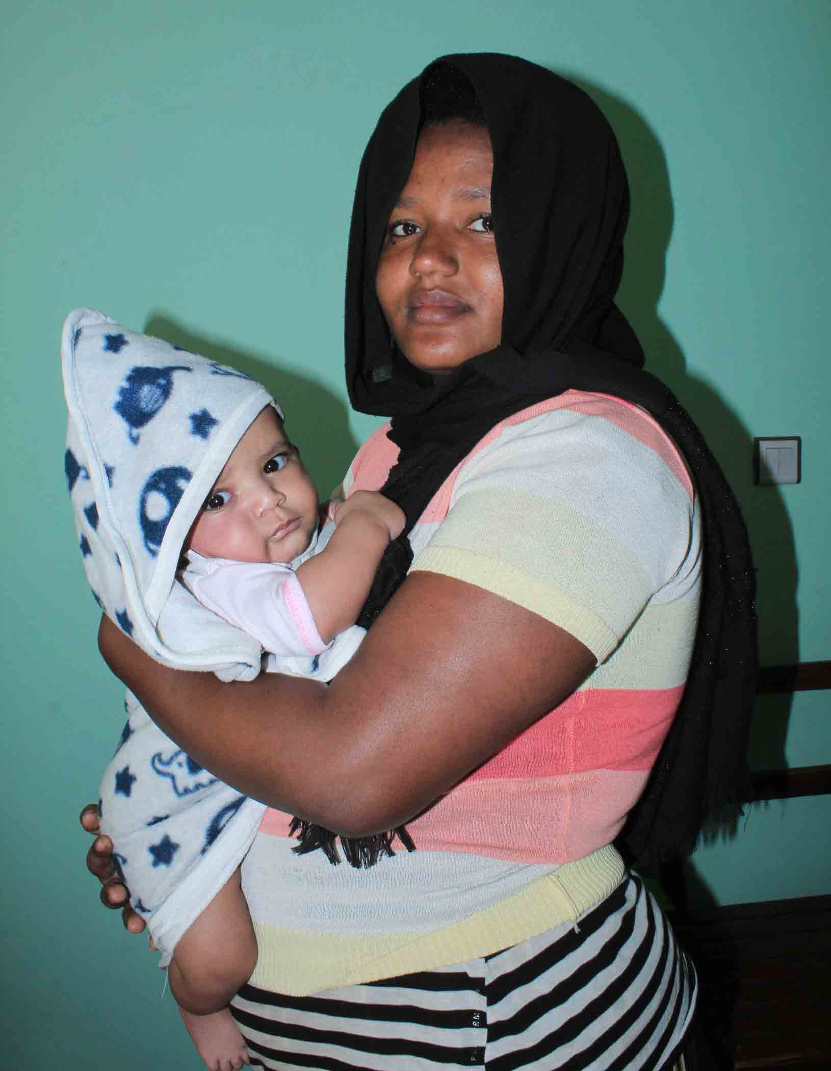 ETHIOPIA | APR. 12, 2021 — Christian Mother Recently Widowed
