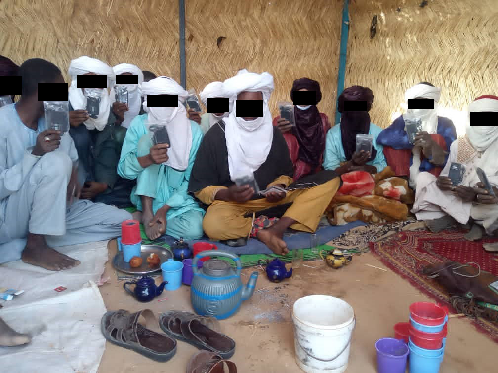 WEST AFRICA | APR. 28, 2021 — Fulani Believers Receive Bibles