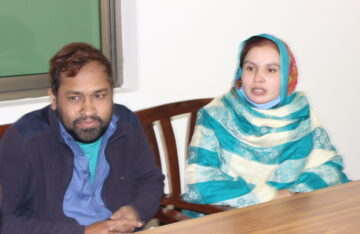 PAKISTAN | APR. 21, 2021 — Woman Working to Provide for Family Pressured to Convert to Islam
