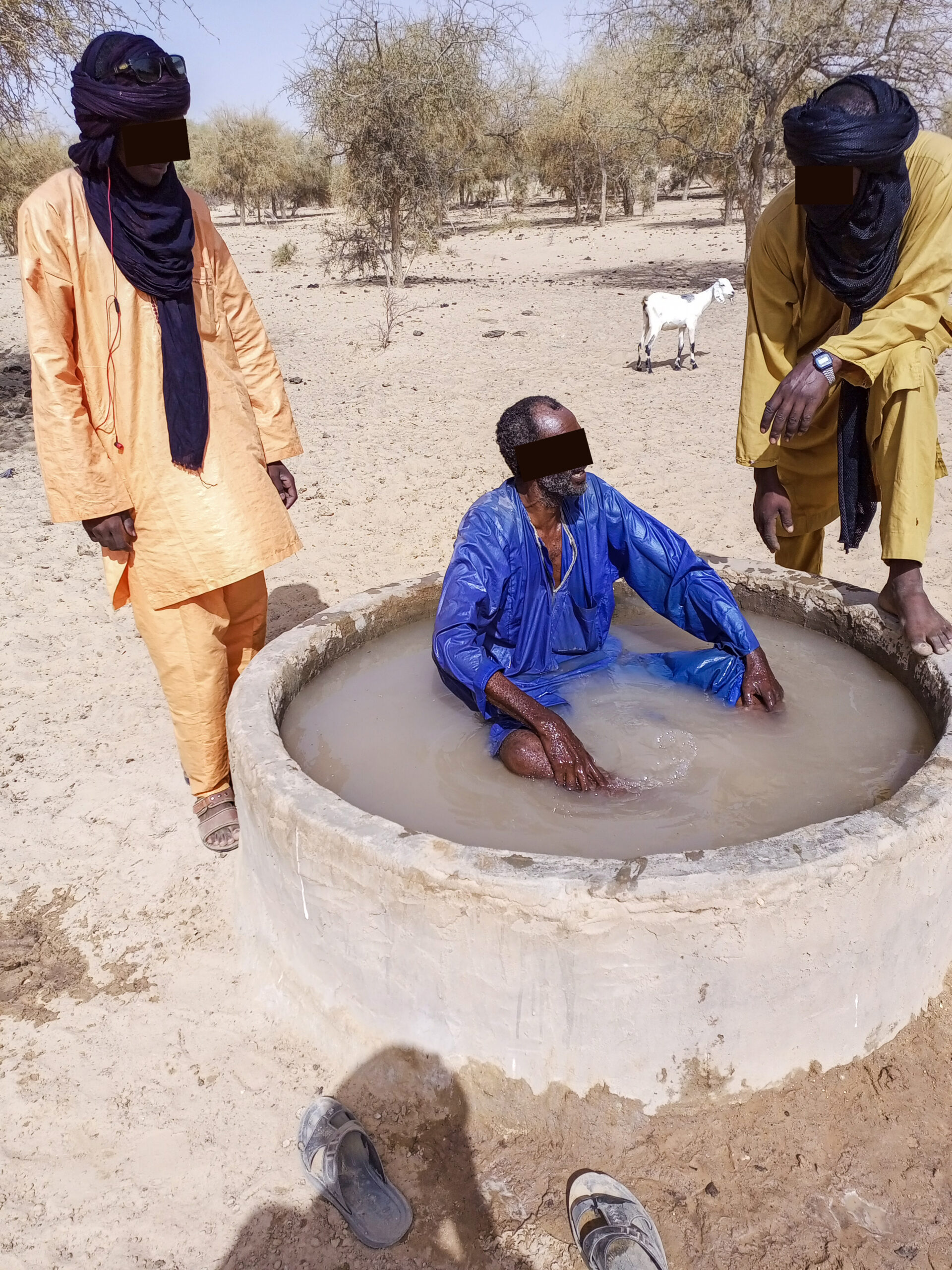 NIGER | AUG. 2, 2021 — From Atheism to Joy in Christ