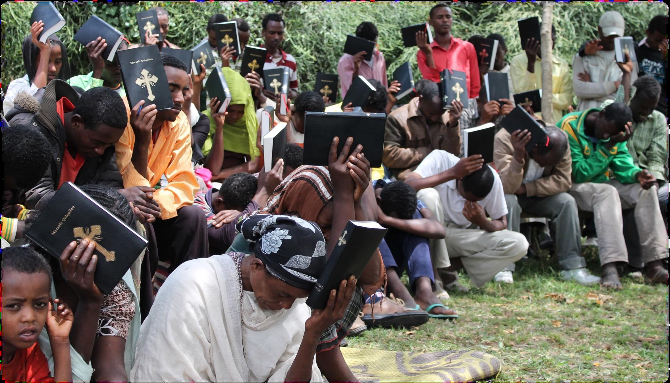 ETHIOPIA | AUG. 13, 2021 — Hunger for Bibles Continues to Increase