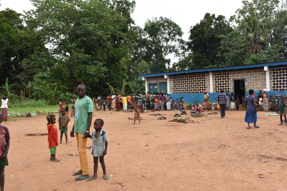 CENTRAL AFRICAN REPUBLIC | SEP. 15, 2021 — Displaced Christian Encouraged by Medical Help