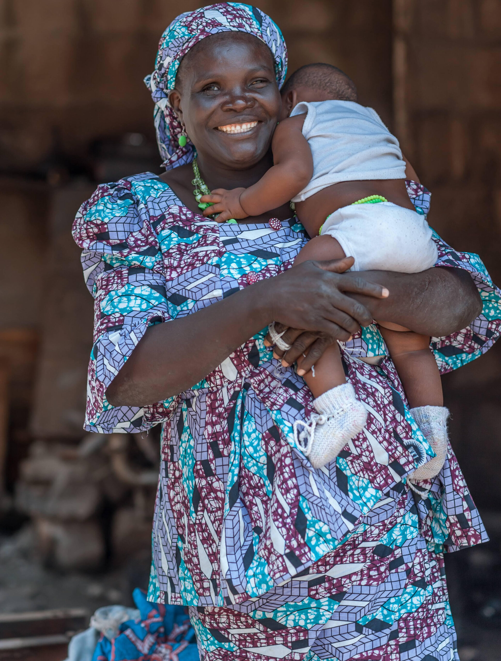 NIGERIA | SEP. 17, 2021 — Woman Still Recovering After Multiple Injuries in Boko Haram Bombing